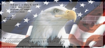 Patriotic Personal Checks