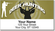 Deer Hunter Address Labels