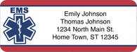 EMS Return Address Label