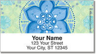 Folk Fantasy Address Labels