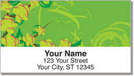 Gardenia Address Labels