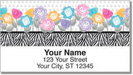 Inspiration Garden Address Labels