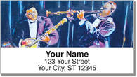 Jazz Age Address Labels