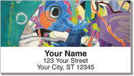 Kay Smith Fish Address Labels