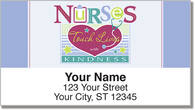 Linn Nurse Address Labels