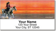 Madaras Western Address Labels