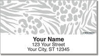 Marisu Valencia Safari Address Labels