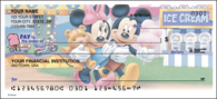 Mickey's Adventures Side Tear Personal Checks - 1 Box - Singles