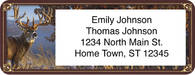 North American Wildlife Return Address Label