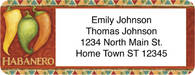 Peppers Return Address Label