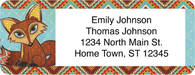 Sly Fox Return Address Label