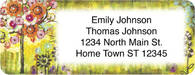 Trees for all Seasons Return Address Label