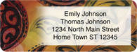 Tribal Soul Return Address Label